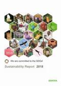 サラヤ Sustainability Report2018(英語版)